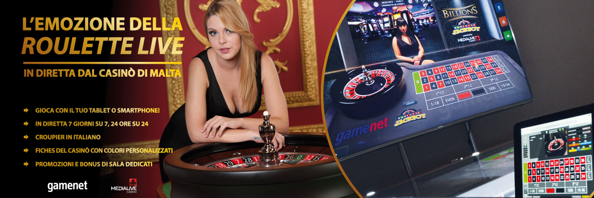 Roulette Medialive Billions